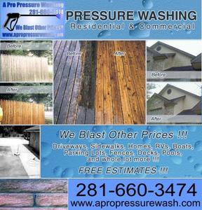 Houston Pressure Washing Mildew Removal House And Roof